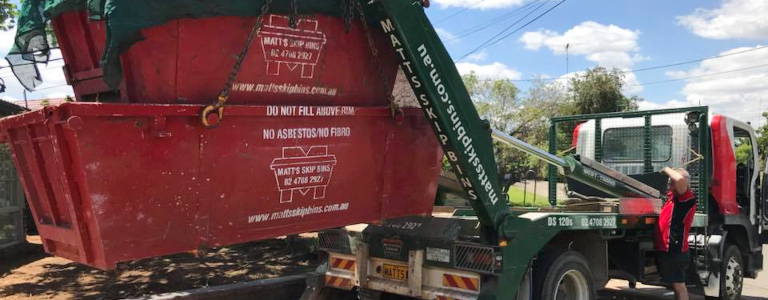 Skip bin pick up services