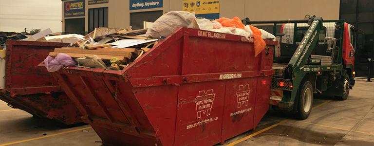 Minimal waste management