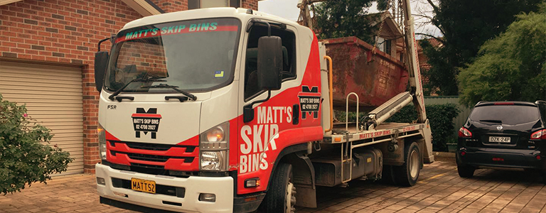 Ask the right questions about your skip bin