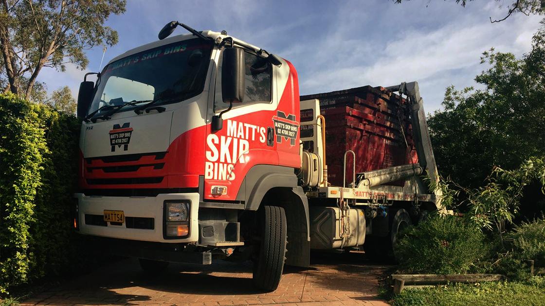 Common reasons for needing a skip bin in Western Sydney